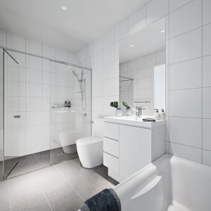 Bathroom - Evergreen Coombs